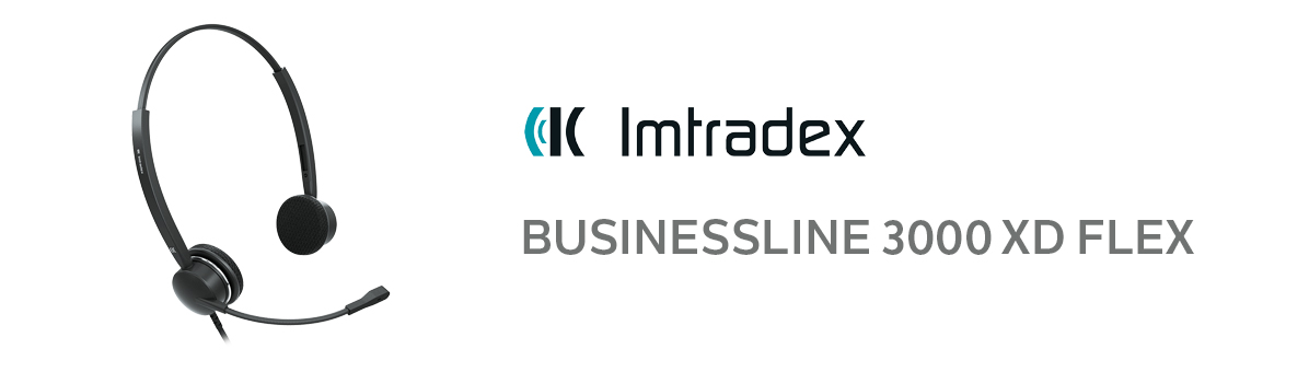 IMTRADEX BusinessLine 3000 XD Flex