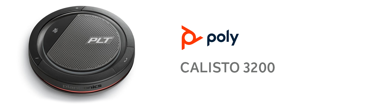 POLY Calisto 3200 USB-A