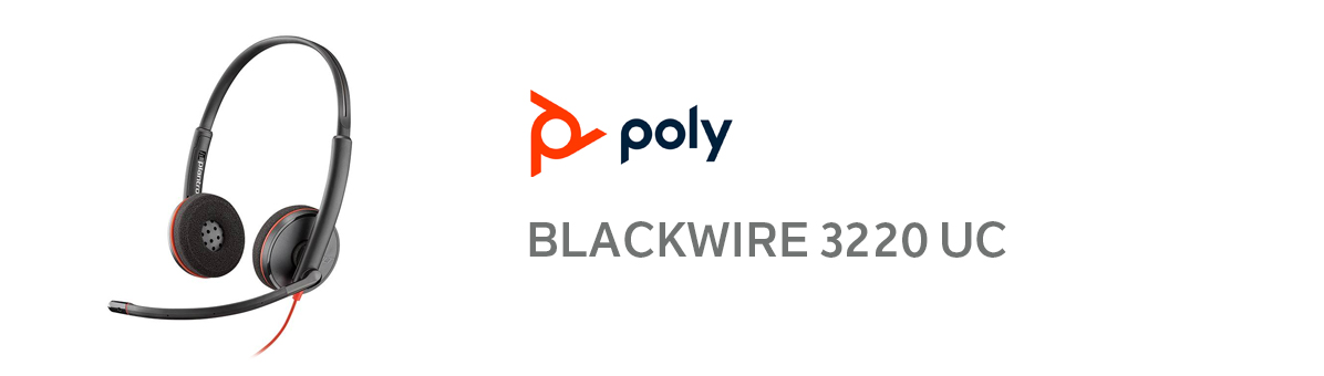 POLY Blackwire 3220